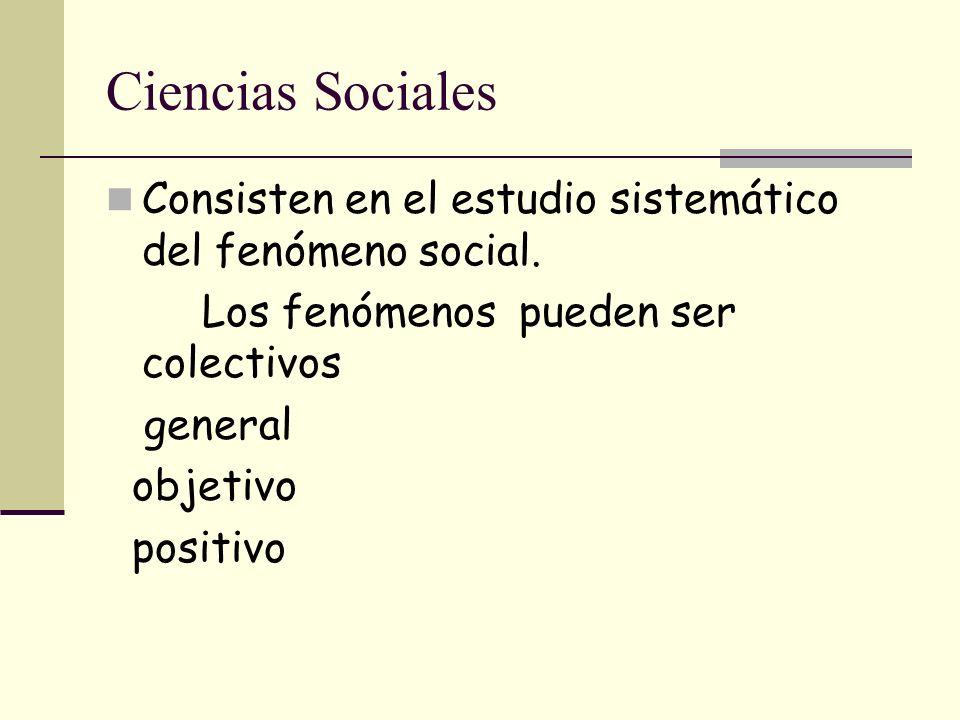 Clasificación de los fenómenos colectivos: común a un grupo de individuos.