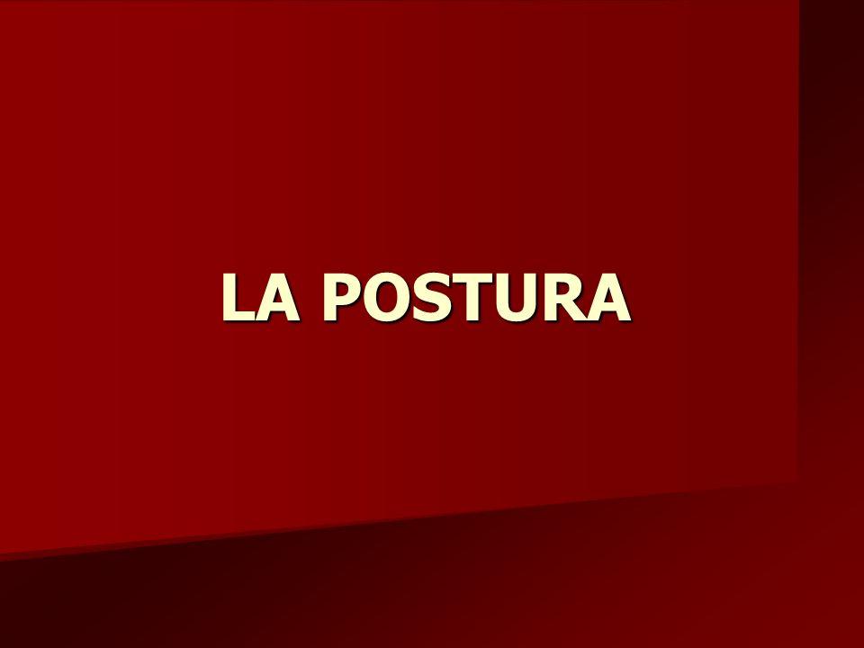 LA POSTURA