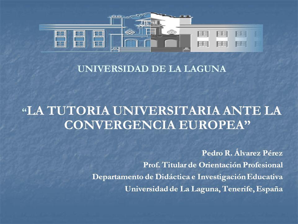 EVALUACIÓN INSTITUCIONAL (TITULOS DE MAESTRO) Desconocimiento general por parte del alumnado del perfil profesional de las titulaciones y de los objetivos de formación.
