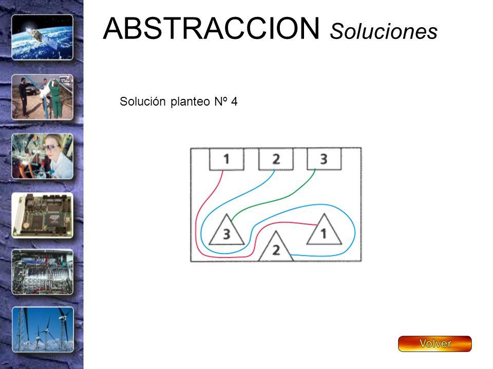 ABSTRACCION Soluciones Solución planteo Nº 4