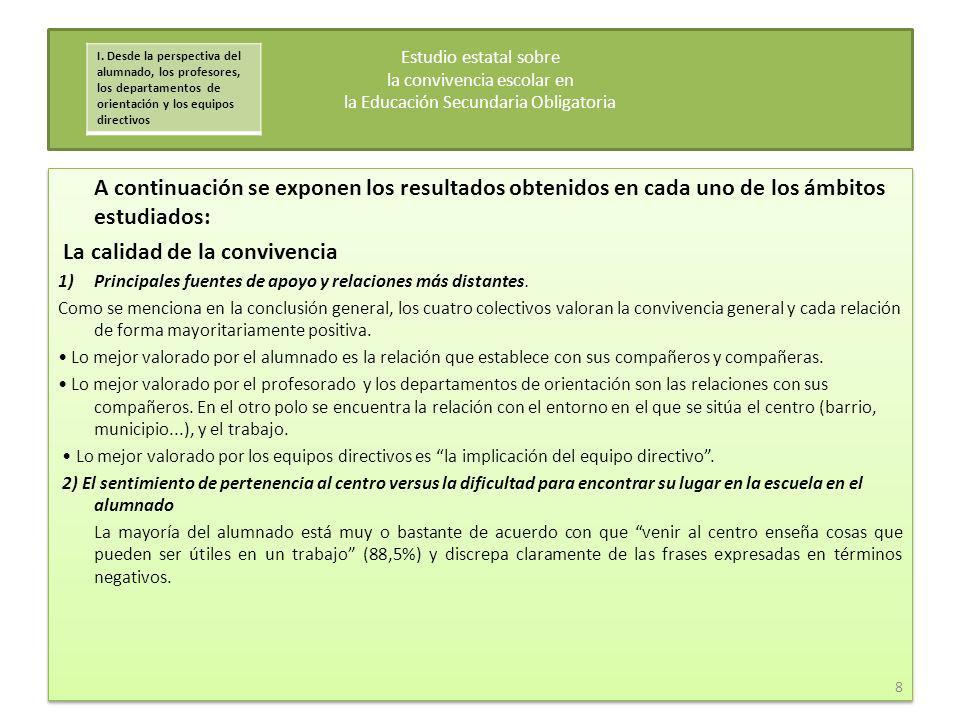 10.La prevención como estrategia básica de la construcción de la convivencia 11.