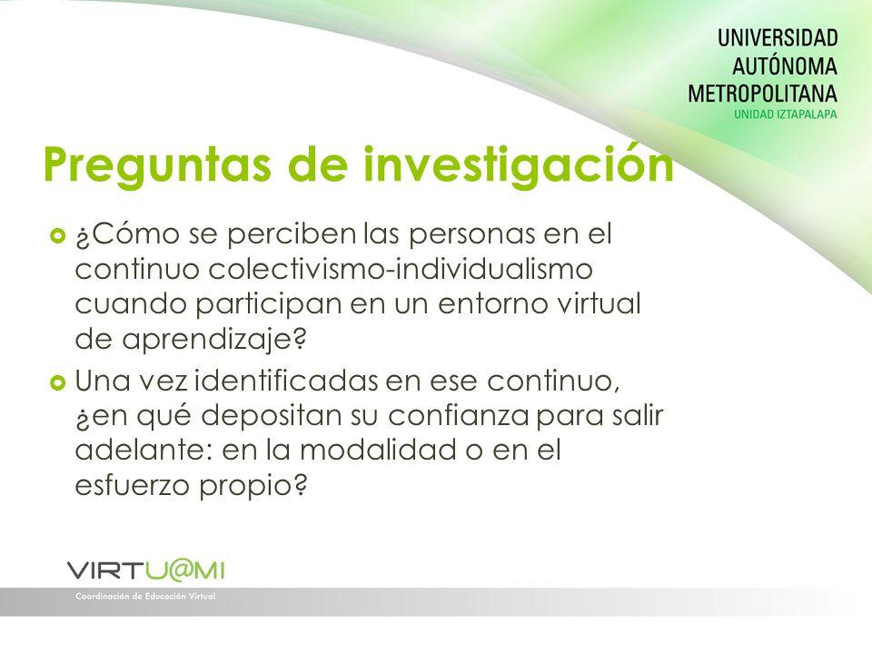 Muestra Incidental de 79 personas que participaron en los cursos de verano en línea que ofrece la Coordinación de Educación Virtual de la UAMI