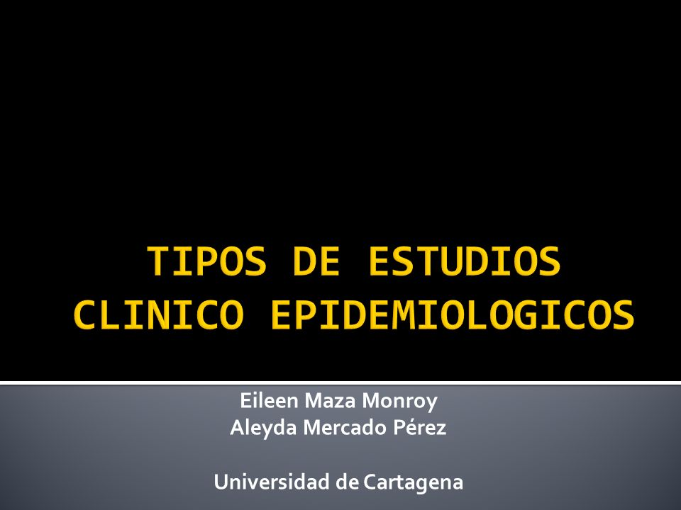 Eileen Maza Monroy Aleyda Mercado Pérez Universidad de Cartagena