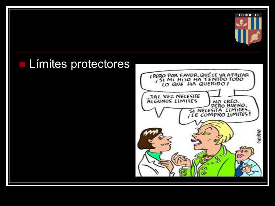 Límites protectores