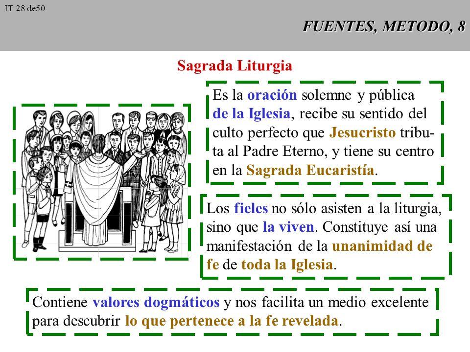 FUENTES, METODO, 7 Padres de la Iglesia Son los escritores cristianos antiguos que se distinguieron por la santidad de vida, por un hondo conocimiento