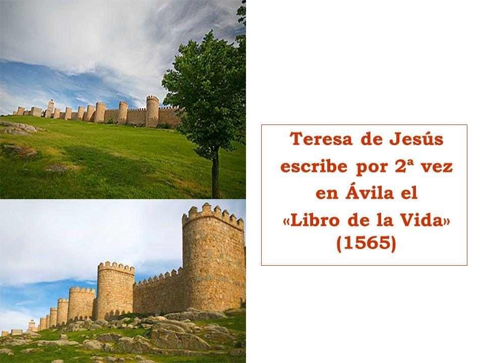TERESA DE JESÚS Libro de la VIDA 5ª edición preparada por Tomás Álvarez, Editorial Monte Carmelo – Burgos -