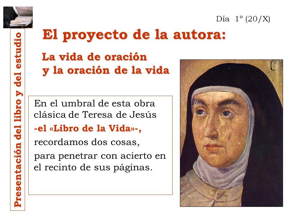 Hoy poseemos el Manuscrito autógrafo del «Libro de la Vida» (1565) En la Biblioteca del Escorial