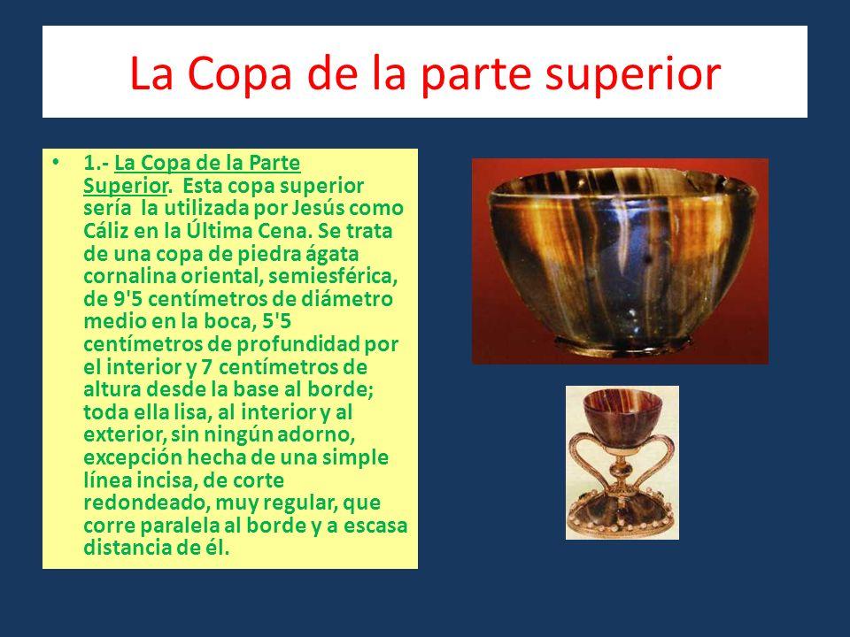 La Copa de la parte superior 1.- La Copa de la Parte Superior.