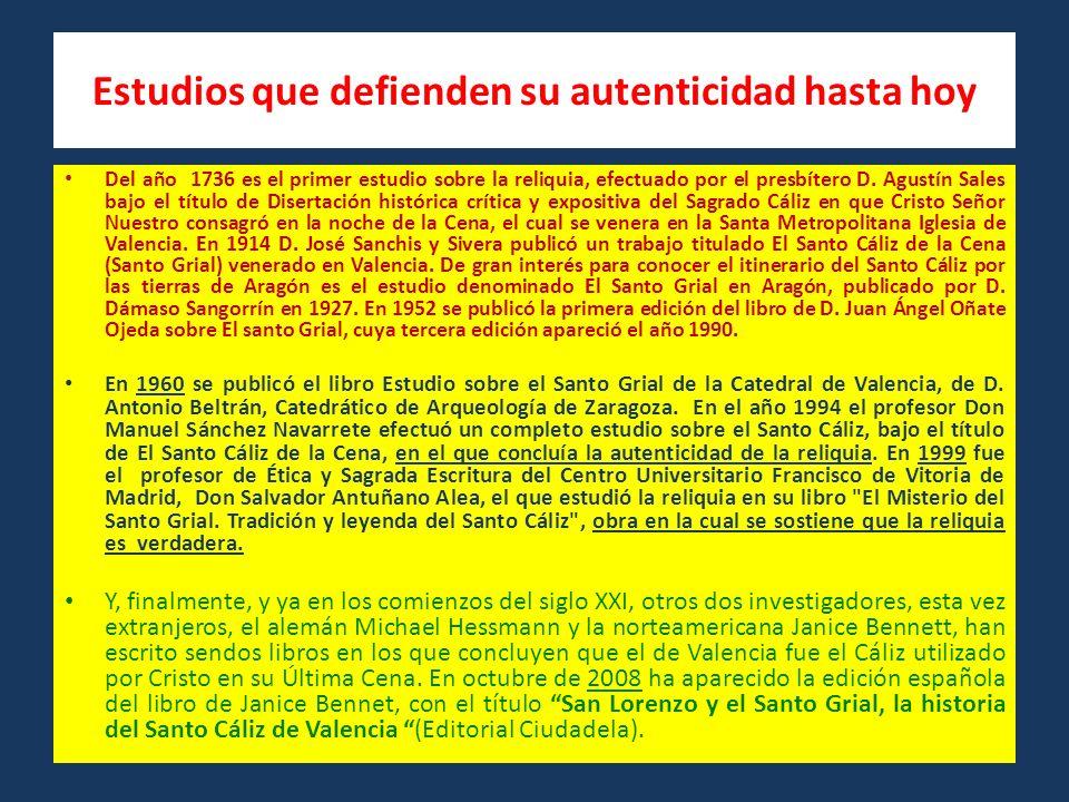 UN MILAGRO DE LA PROVIDENCIA La Iglesia en España protegió la vasija de la invasión musulmana en el siglo VIII y años más tarde vemos el mismo respeto y heroico valor en quienes salvaron la copa de la destrucción durante la guerra de independencia y la Guerra Civil españolas.