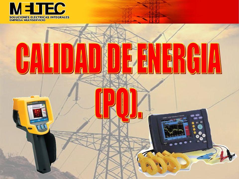 La calidad del suministro eléctrico es la normalización del poder eléctrico mediante reglas que fijan los niveles, parámetros básicos, forma de onda, armónicos, niveles de distorsión armónica, interrupciones, etc., logrando que la electricidad esté libre de perturbaciones.