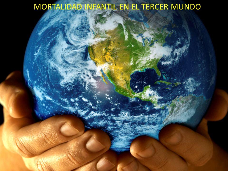 MORTALIDAD INFANTIL EN EL TERCER MUNDO