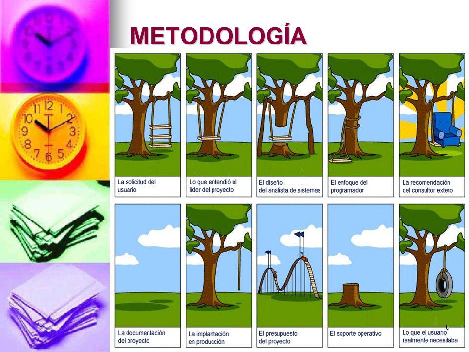 METODOLOGÍA 8
