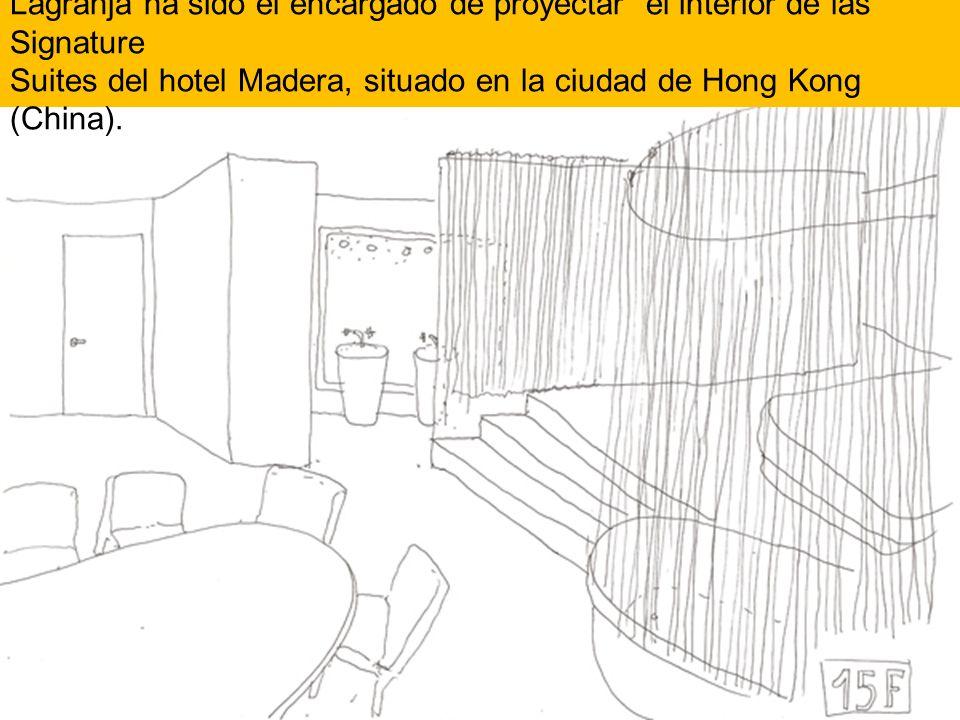 Localizado en el distrito Kowloon de Hong Kong uno de los lugares con mayor densidad demográfica del planeta el hotel Madera dispone de 88 habitaciones repartidas en 29 niveles diferentes.