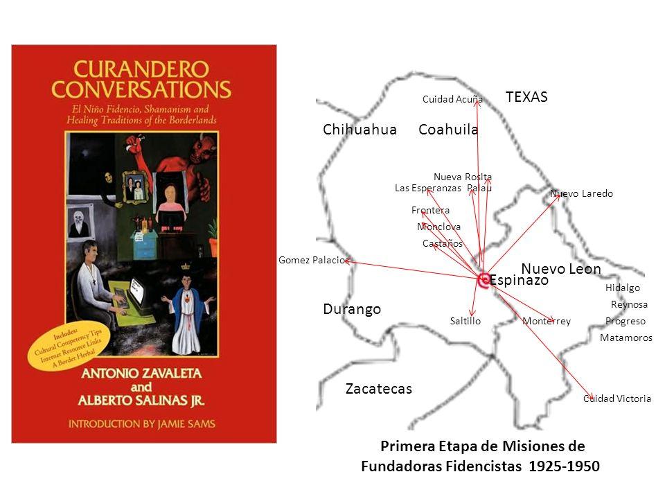 Chihuahua Coahuila Nuevo Leon Durango Zacatecas Cuidad Acuña Nuevo Laredo Hidalgo Progreso Palau Frontera Monclova Nueva Rosita Castaños SaltilloMonte