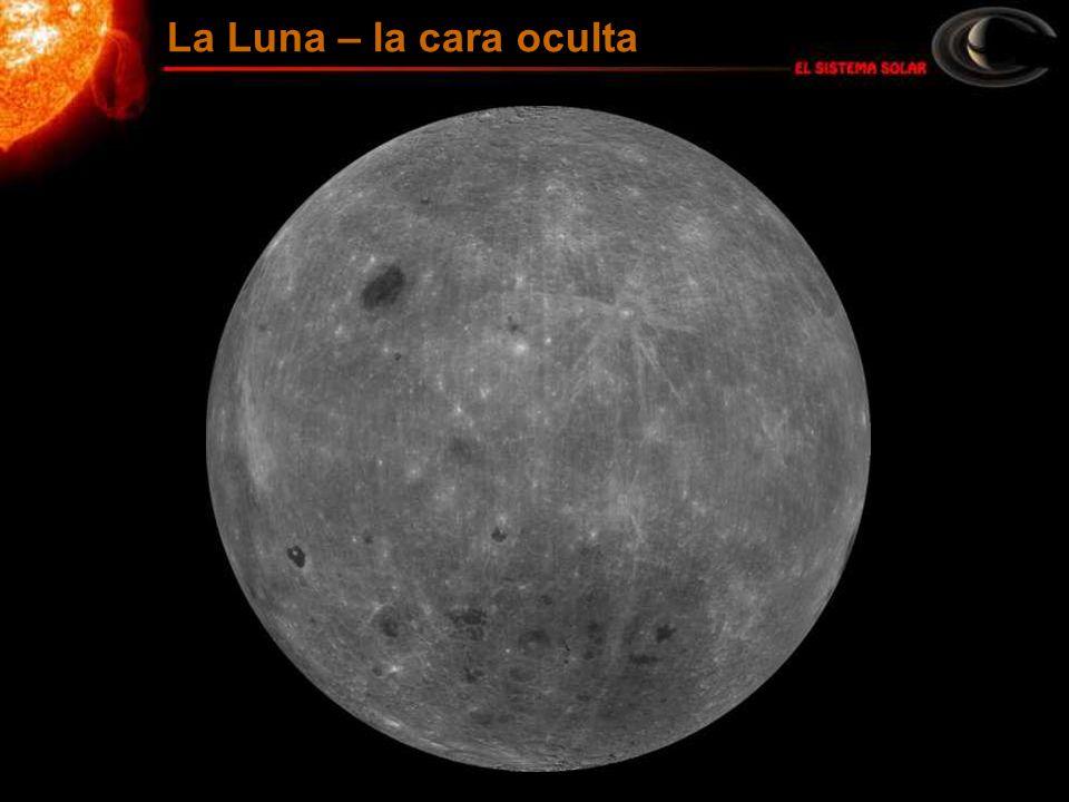 La Luna – la cara oculta