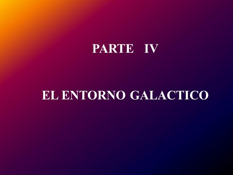 PARTE IV EL ENTORNO GALACTICO