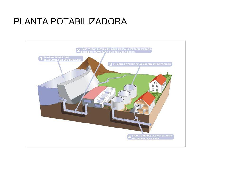 PLANTA POTABILIZADORA