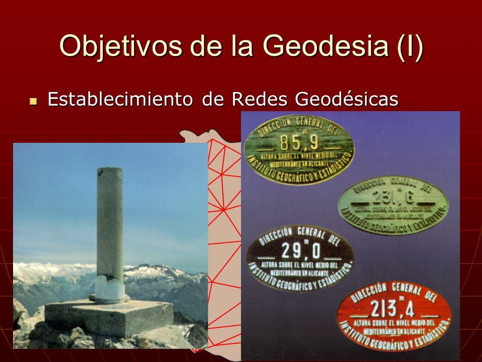 Redes Geodésicas actuales Durante la semana del 8 al 12 de Mayo de 1995 se llevó a cabo la observación de la campaña IBERIA95 preparada en colaboración directa entre el IGNE (Instituto Geográfico Nacional de España) y el Instituto Portugués de Cartografía e Cadastro (IPCC).