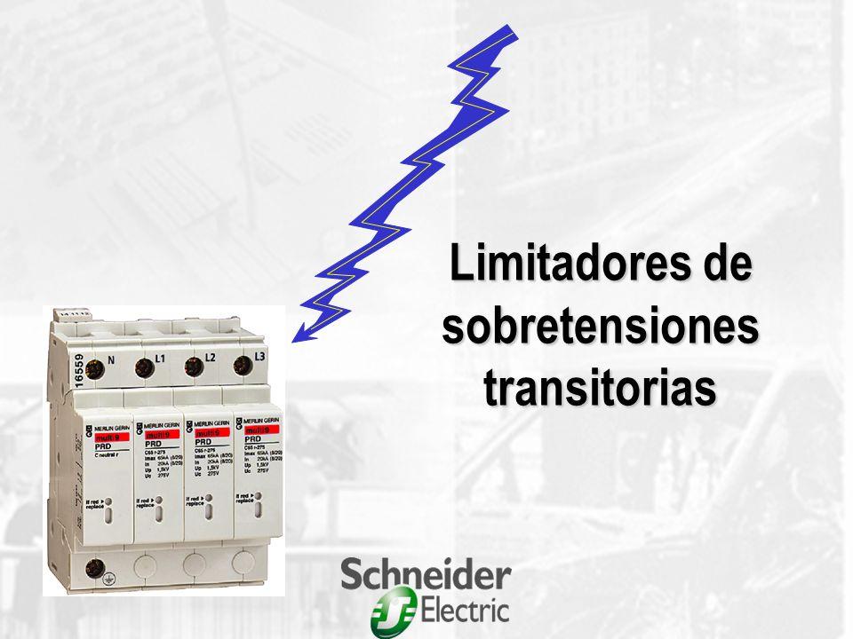 ITC-BT 23: Protección contra sobretensiones ¿Qué protección instalar? Sobretensiones transitorias máximas admisibles (kV) Aparato electrónico 1,5 kV2,