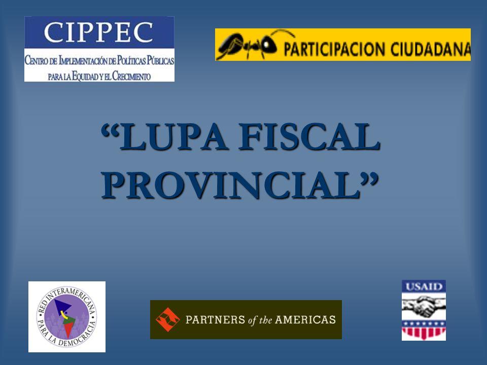 Presupuesto 2005 vs 2004 Fuente: Ley 606 y Proyecto de Ley de Presupuesto 2005 de la Prov.