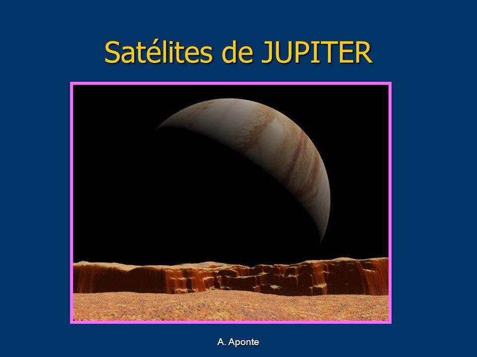 A. Aponte Satélites de JUPITER