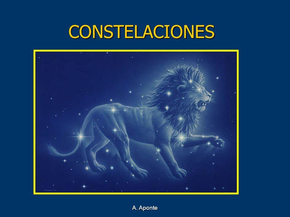 A. Aponte CONSTELACIONES CONSTELACIONES