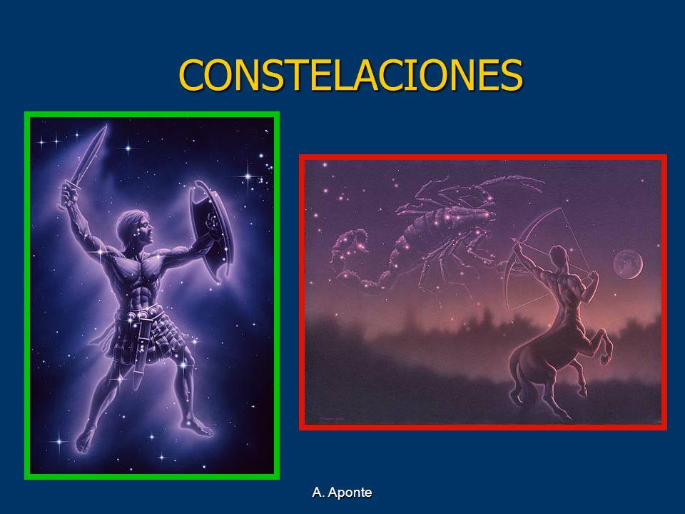 A. Aponte CONSTELACIONES