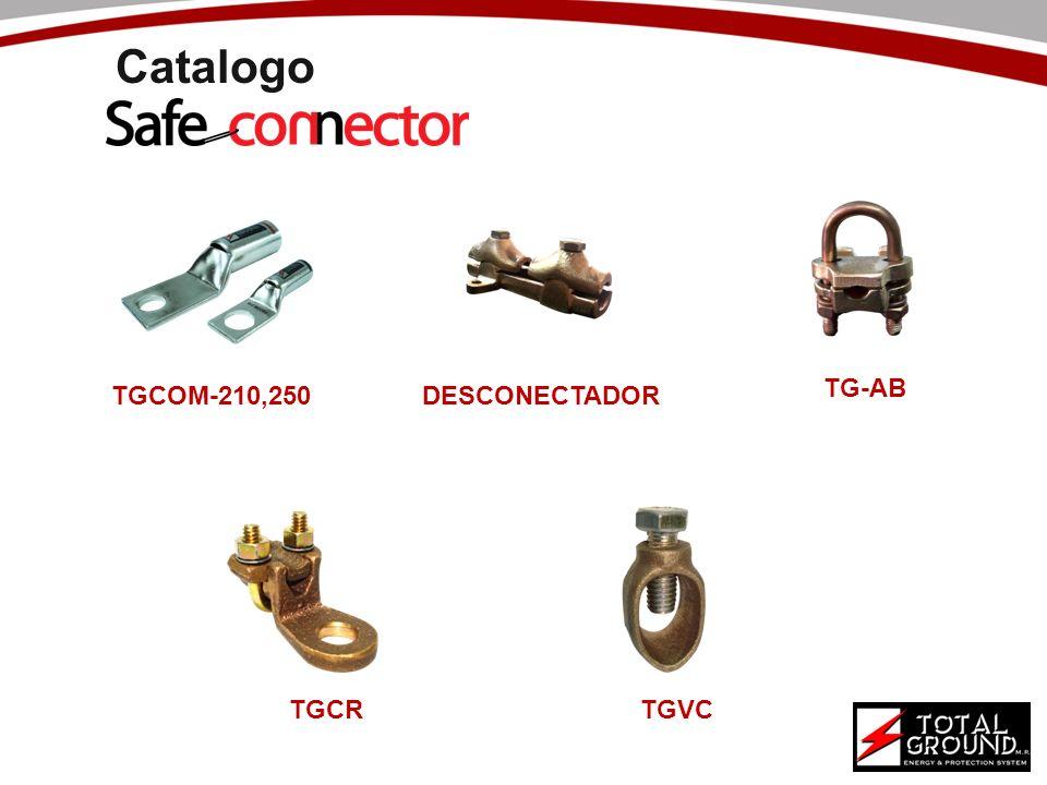 Catalogo TGCOM-210,250DESCONECTADOR TG-AB TGCRTGVC