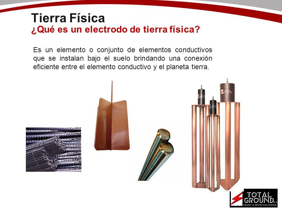Es un elemento o conjunto de elementos conductivos que se instalan bajo el suelo brindando una conexión eficiente entre el elemento conductivo y el pl