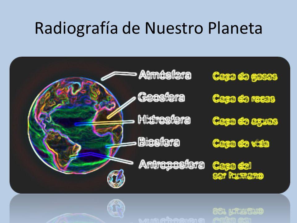 Radiografía de Nuestro Planeta