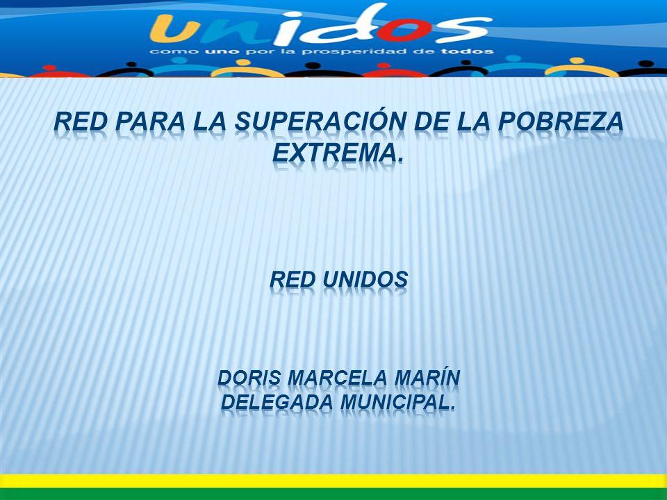 ¿Qué es La Red UNIDOS.