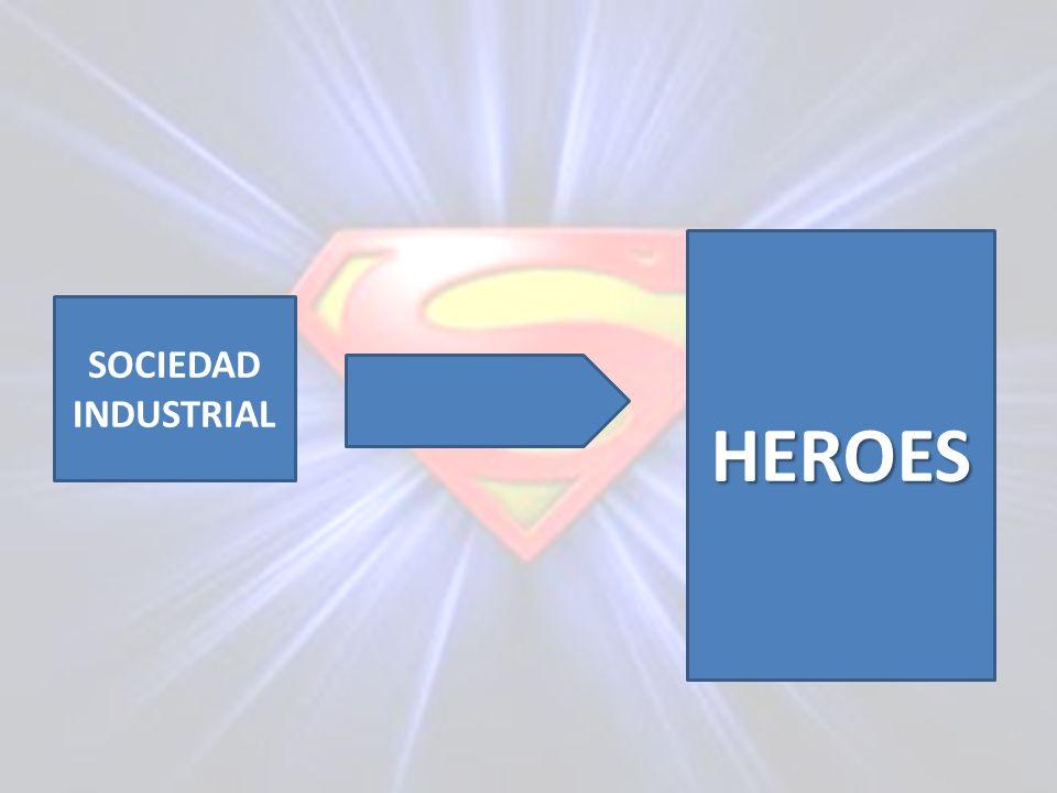 SOCIEDAD INDUSTRIAL HEROES