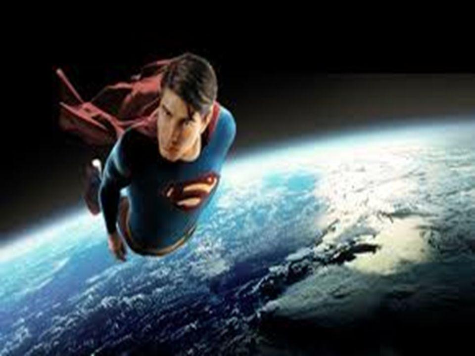 CUALIDADES Y CARACTERISTICAS DE SUPERMAN