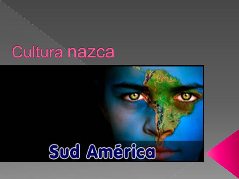 Cultura Nazca Civilización indígena peruana 100 d.C.–600 d.C.