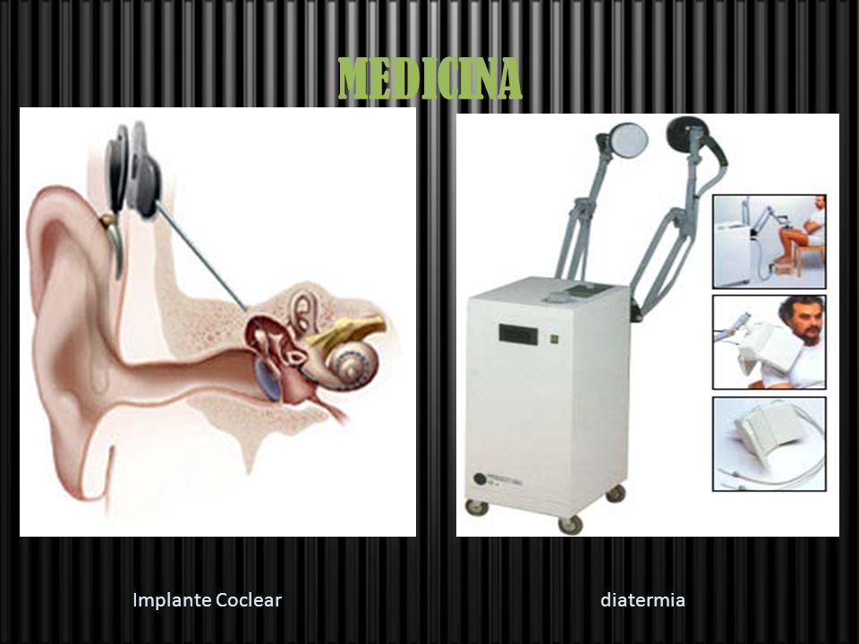 MEDICINA Implante Coclear diatermia