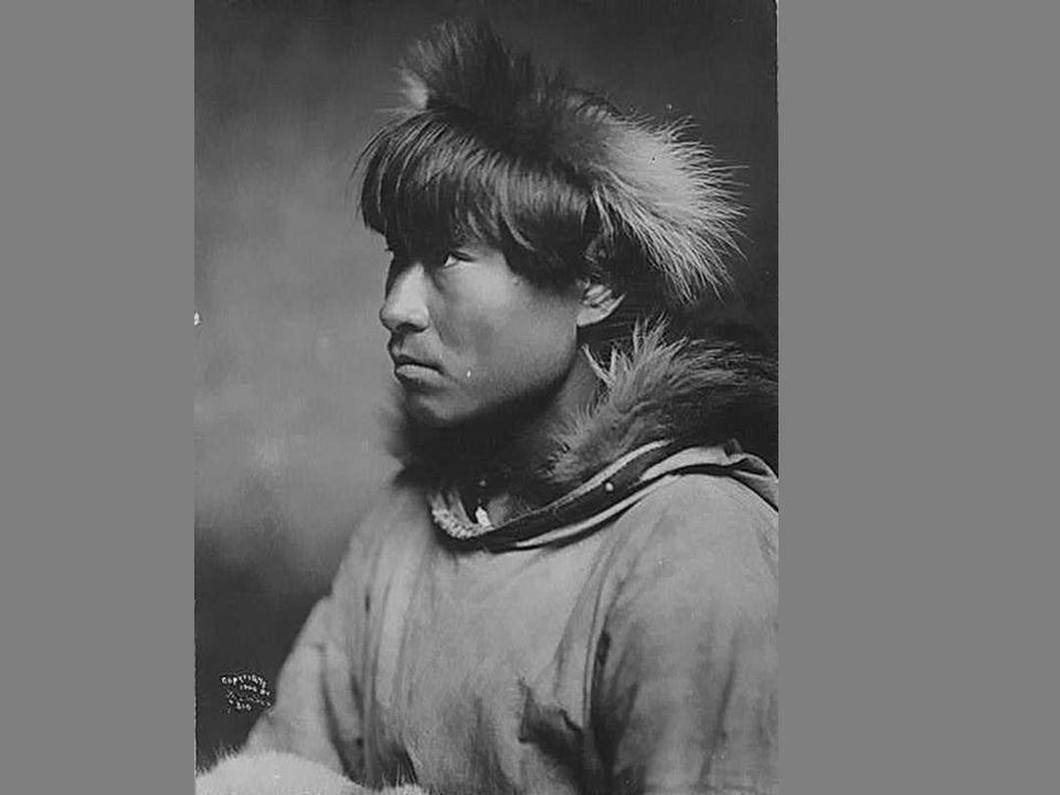 Les Inuits (autrefois nommés Esquimaux ou Eskimos), composent le peuple arctique habitant de petites enclaves des zones côtières du Groenland, de lAmé