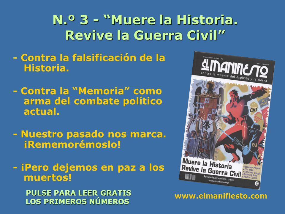 www.elmanifiesto.com El Manifiesto - N.º 2 La destrucción del arte - Contra las imposturas del arte contemporáneo - Nuestra época: ¡la única que ensalza la fealdad en el arte.