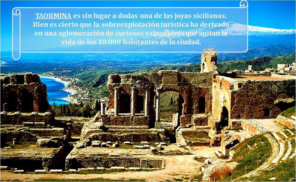 Su origen se remonta al 730 a.C. cuando llegaron los griegos por primera vez y fueron ellos quienes que marcaron el inicio de una larga cadena de inva