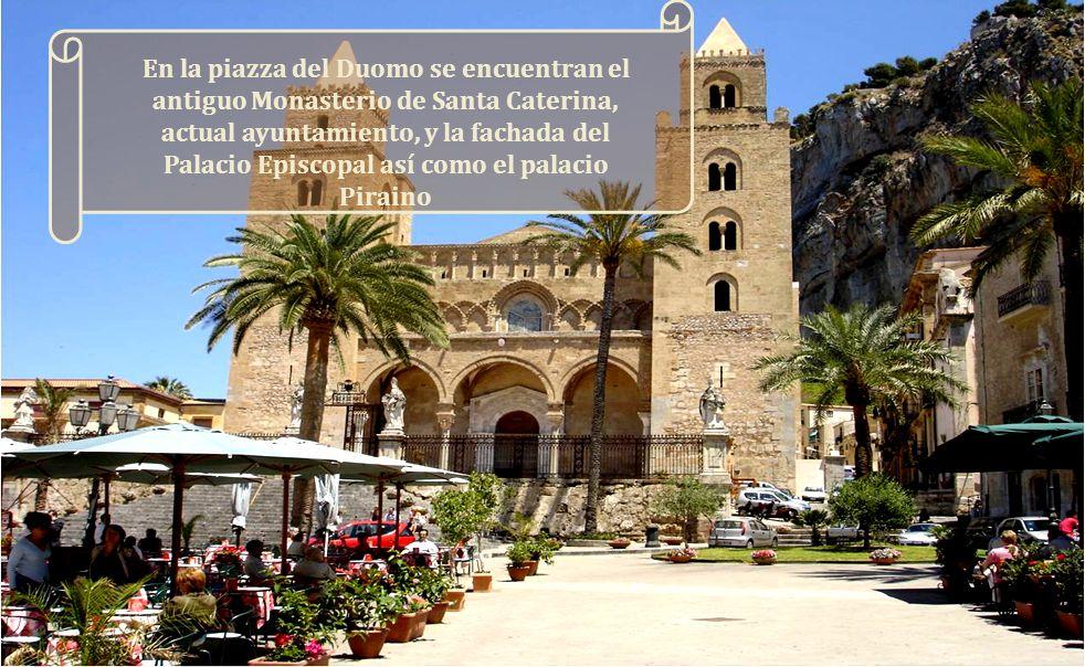 CEFALU es pese a su tamaño uno de los puntos más visitados por los turistas y viajeros que van de vacaciones a Sicilia. Su paisaje de pequeño puerto p