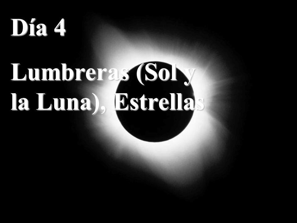 Día 4 Lumbreras (Sol y la Luna), Estrellas