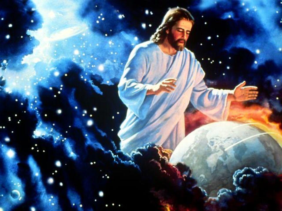 Porque por él fueron creadas todas las cosas, las que hay en los cielos y las que hay en la tierra...