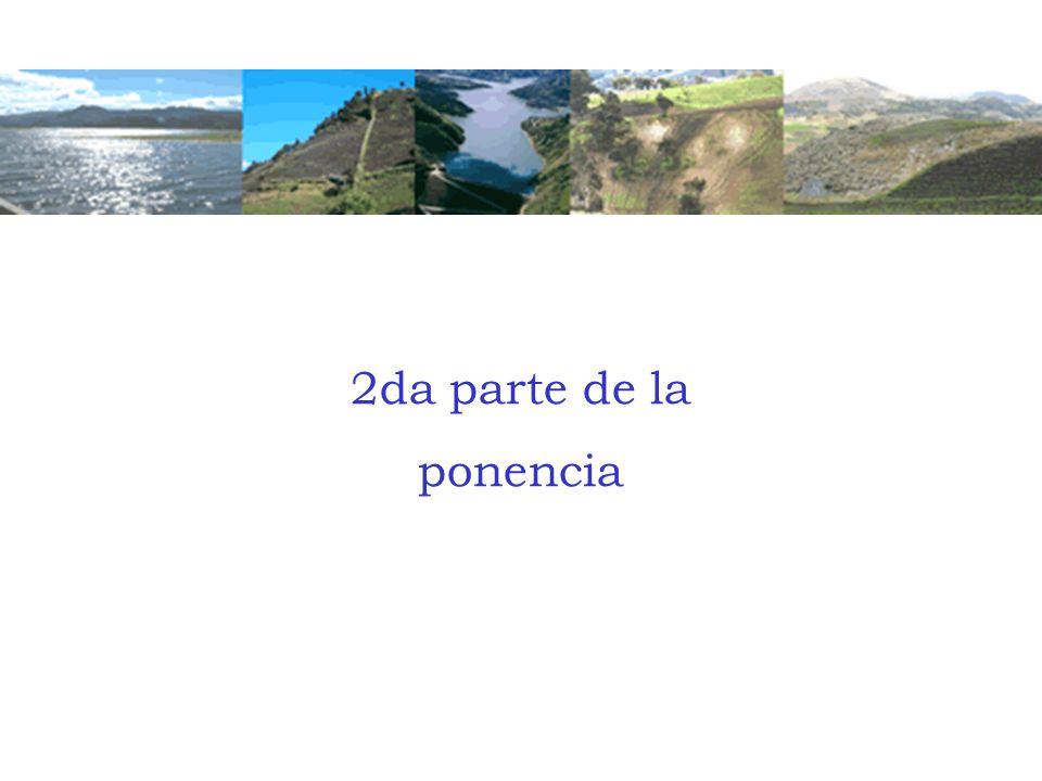 2da parte de la ponencia