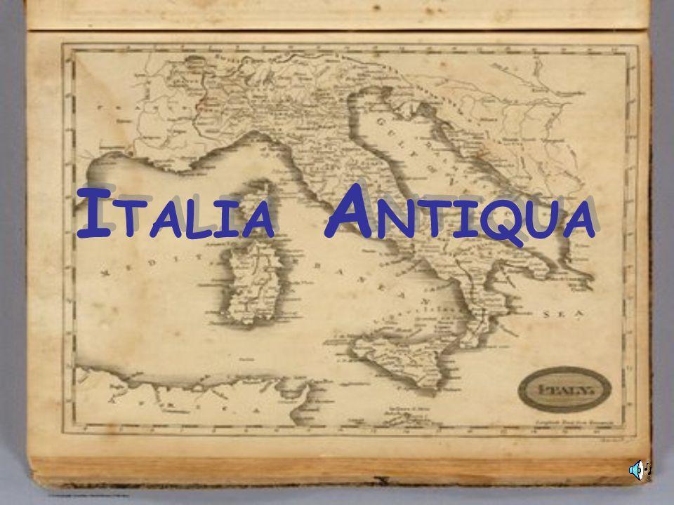 1.Nombres antiguos para una tierra antigua 2.Antiguos territorios y pueblos 3.
