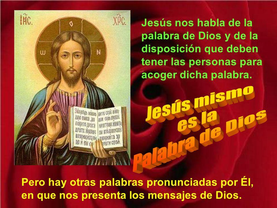 El evangelio de este día nos habla de la parábola de: Es la primera de las grandes parábolas en que, por medio de un pasaje de la vida cuotidiana, Jes