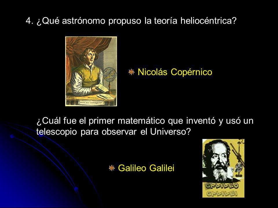 5.¿Qué son las constelaciones.