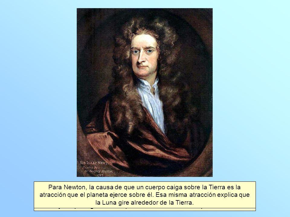 4º E.S.O. Fuerzas U.2 Las leyes de la dinámica El universo de Newton