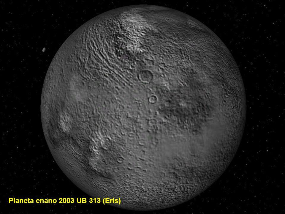 Planeta enano 2003 UB 313 (Eris)
