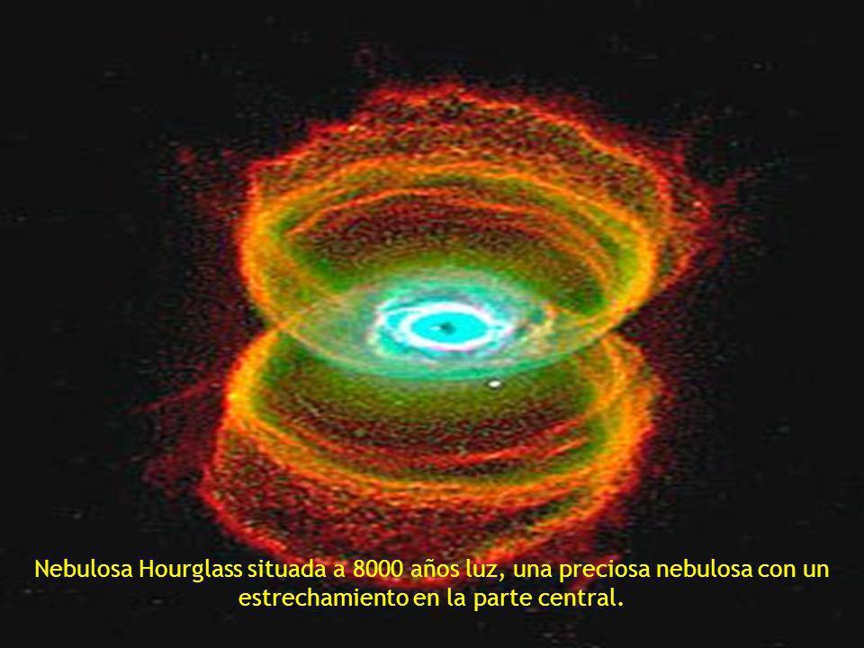 Nebulosa del ojo de Gato.