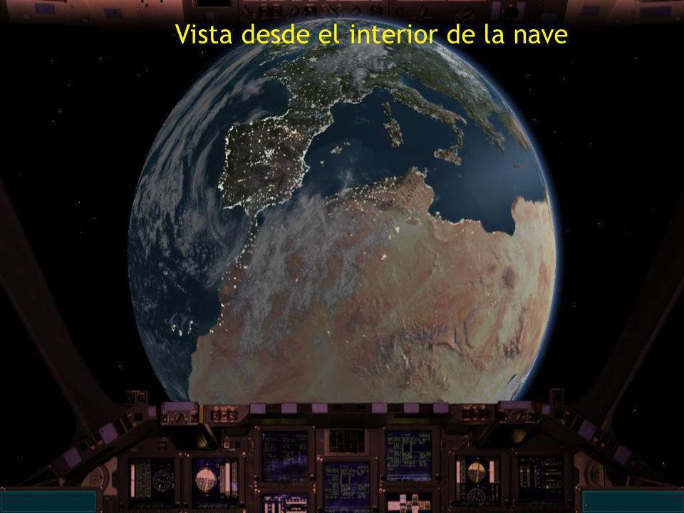 Tierra con Luna Llena