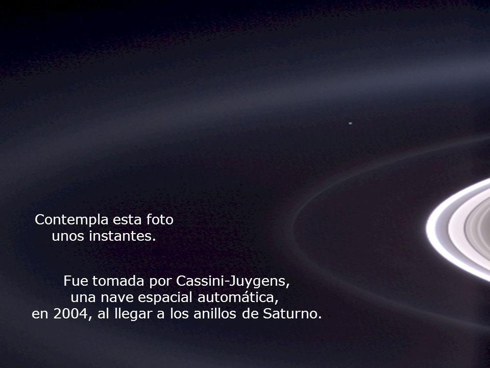 Después de todo, son quinientos cuarenta millones de kilómetros cuadrados de superficie.